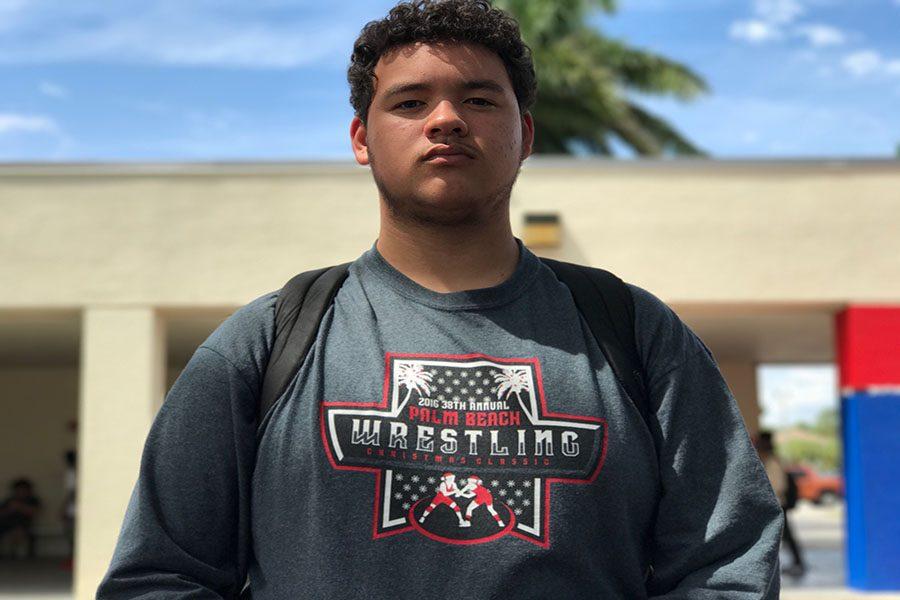 Athlete Profile: Nick Lopez