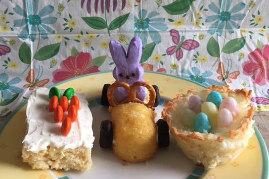 DIY Easter Day Treats
