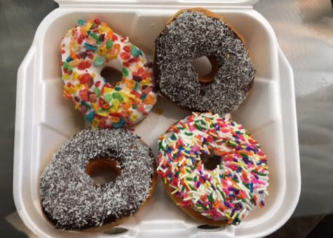 Gourmet Donuts at Glazed and Confused