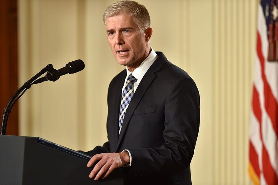 Neil Gorsuch and The Nuclear Option