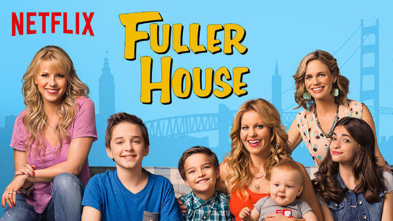 New Season of Fuller House