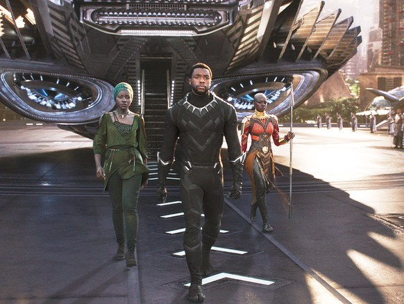 Marvel Drops First Full Black Panther Trailer