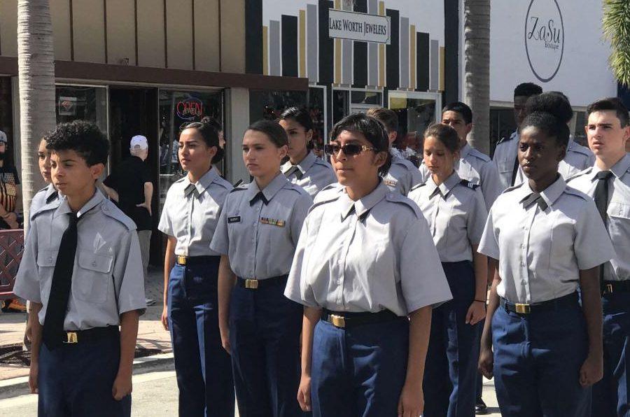 JROTC+Veterans+Day+Parade