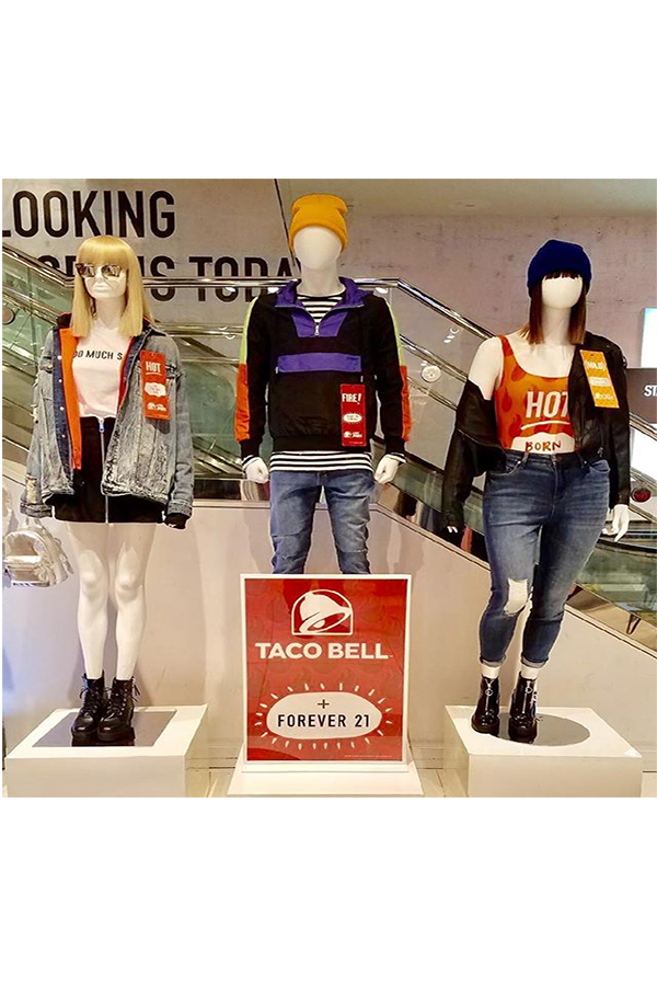Fast Food Teams Up with Fashion