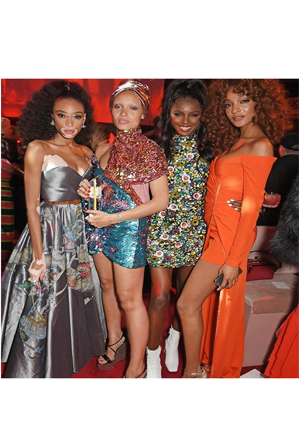 2017 Fashion Awards Recap