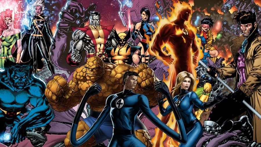 The+X-Men+and+Fantastic+Four+are+Coming+Home