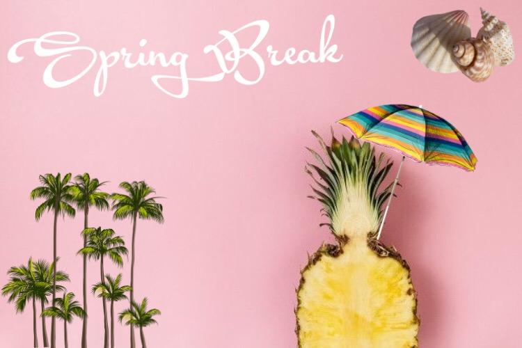 Get Ready for Spring Break