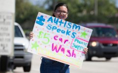Autism Speaks Car Wash