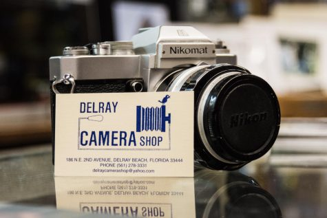 The Spot: Delray Camera Shop