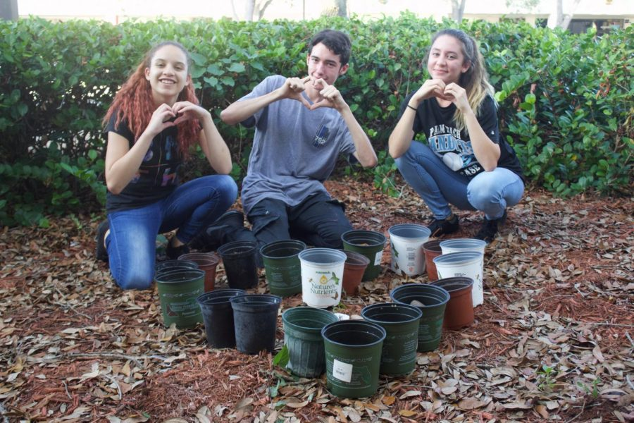 Green Team: Making a Difference