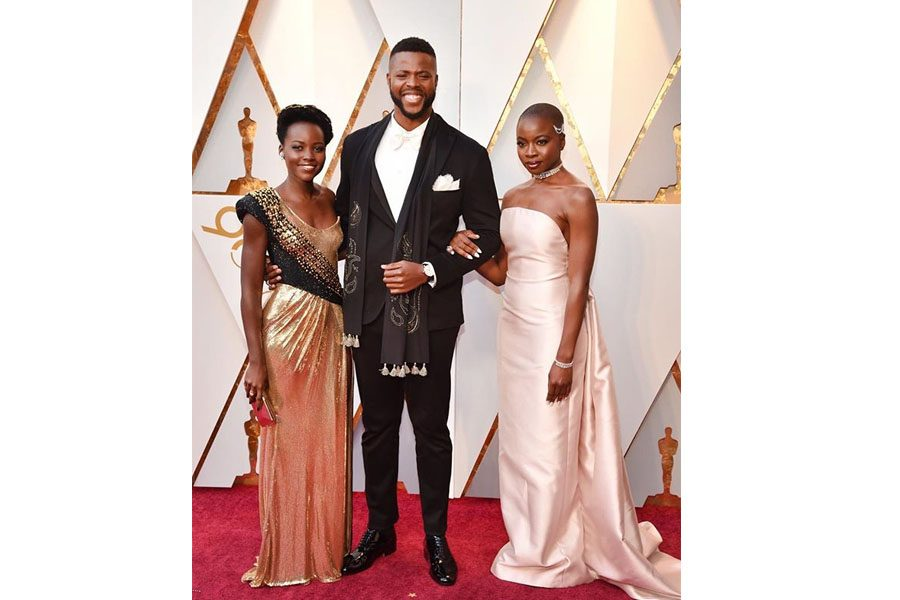 Oscar's Red Carpet Roundup
