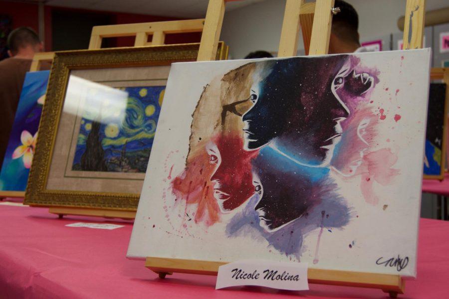 Chiefs Host 9th Annual Art Show