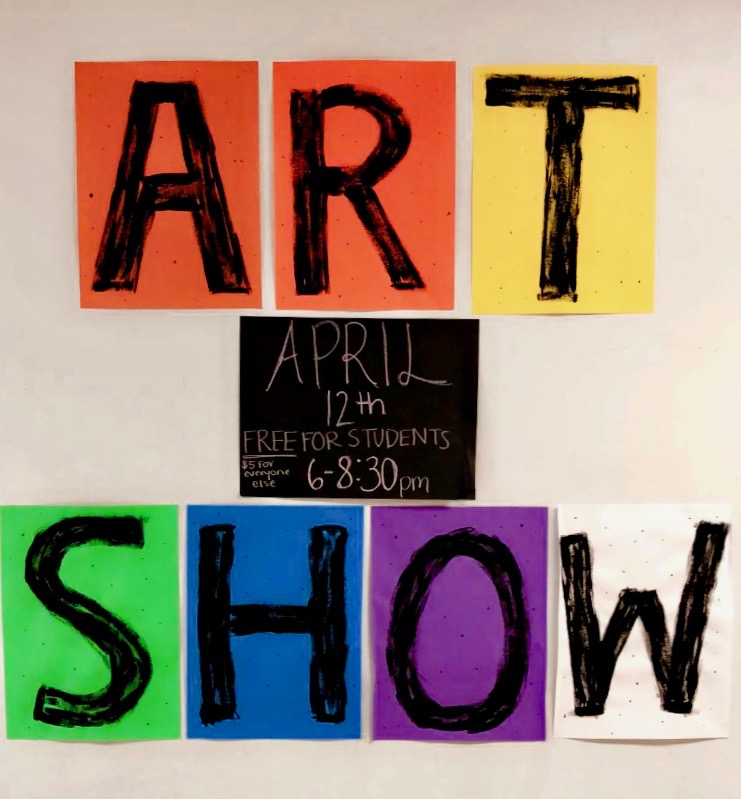 Being A Part of the 9th Annual Art Show