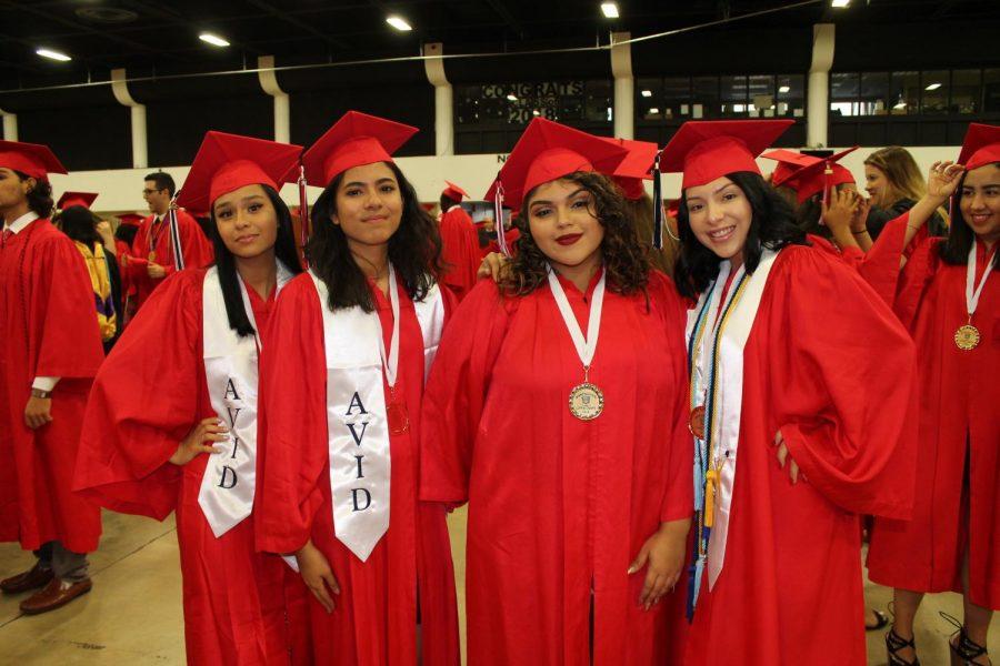 Class of 2018 Graduates First