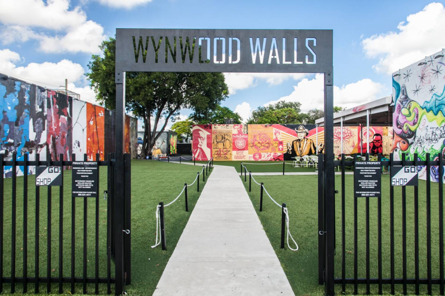 Beauty within Wynwood