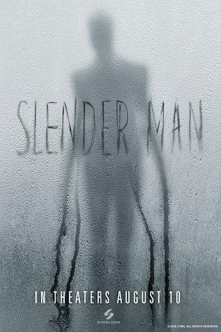 Slenderman, it's scary bad.