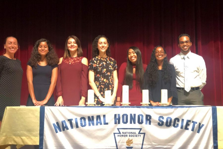 National+Honor+Society+Induction