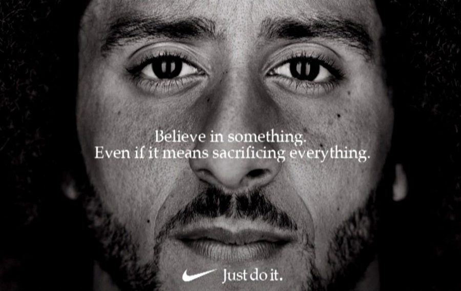 Colin Kaepernick Spearheads New Nike Campaign