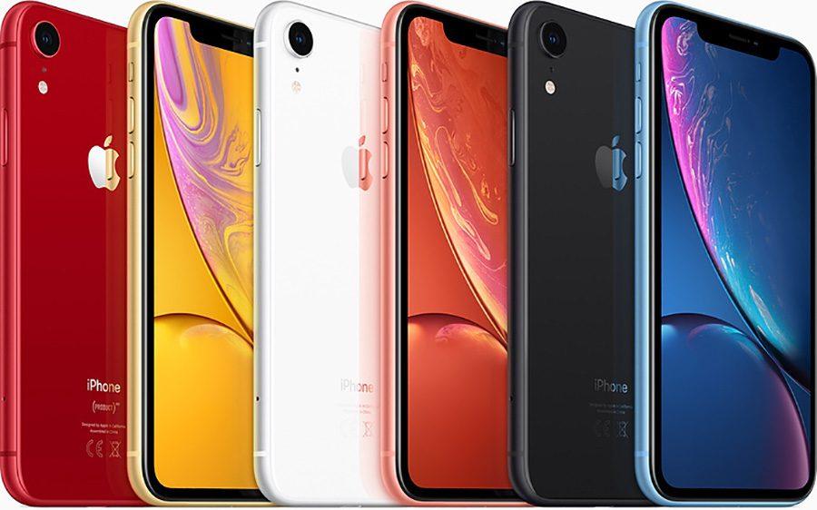 Apple Announces Three New iPhones