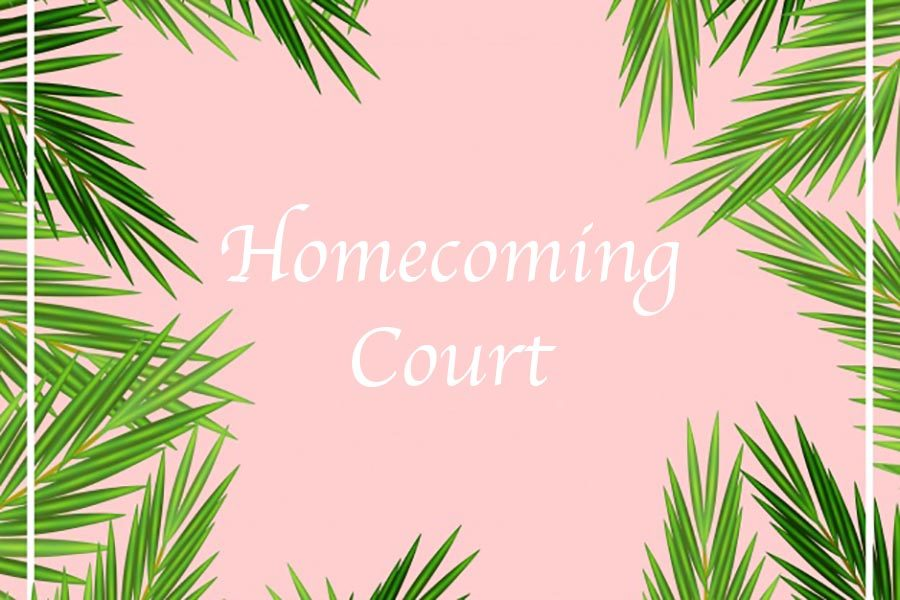 2018-2019+Homecoming+Court