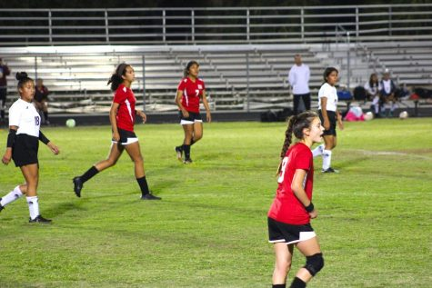 Ladies Soccer Struggles With Season Opener