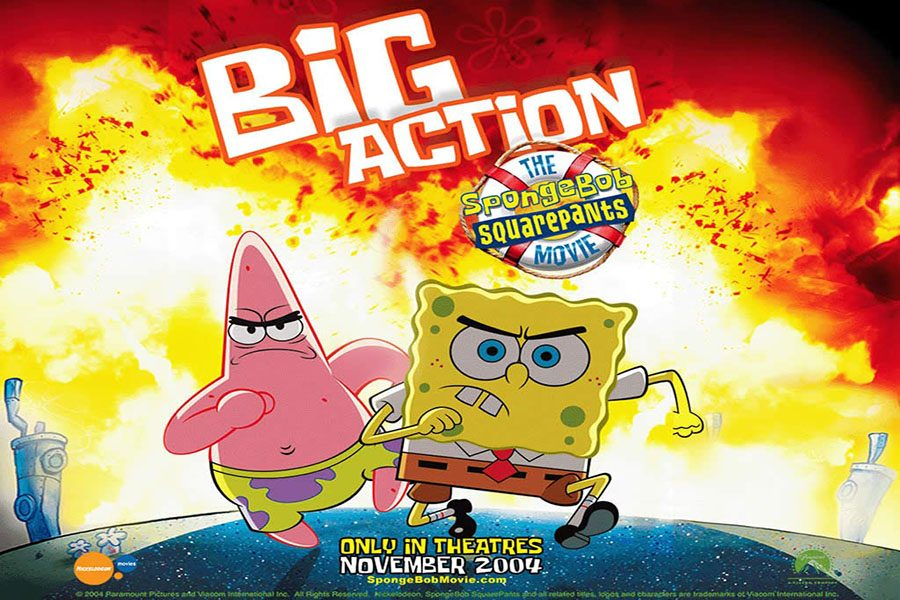 Spongebob Movie Poster