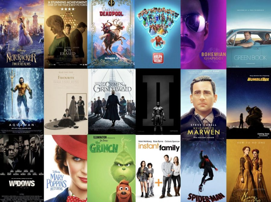 Which movie will you watch this holiday season?