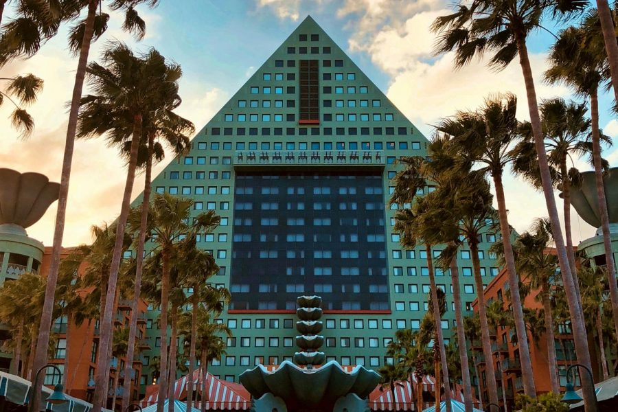 Disney's Dolphin Hotel