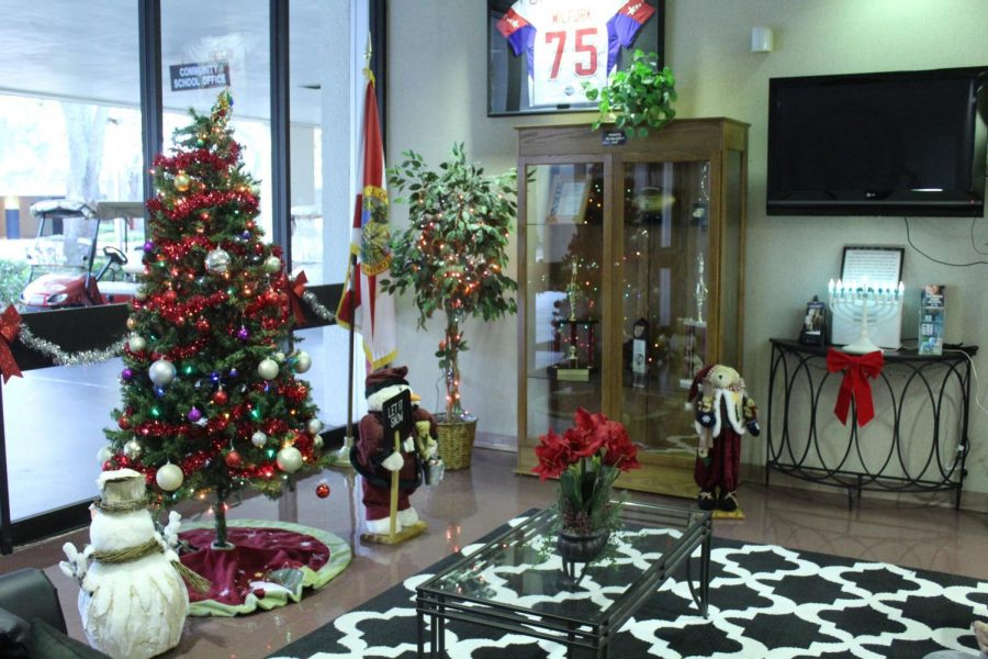Getting+Merry+in+the+Office