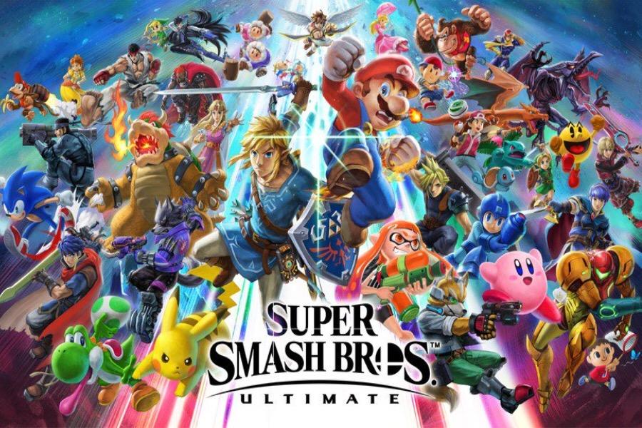 Super Smash Bro.