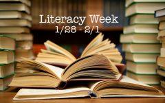NEHS Literacy Week