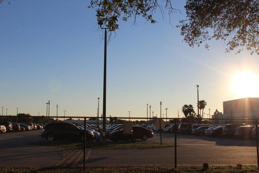 Sunshine+Over+the+Parking+Lot