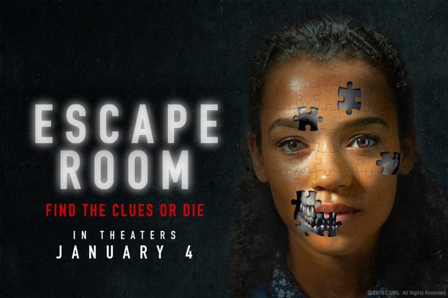 Escape Room Movie 2019