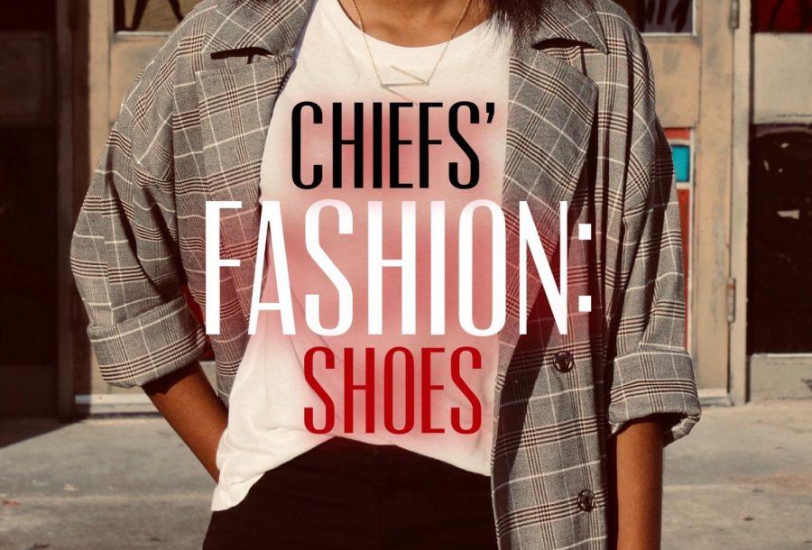 Chiefs' Fashion: Shoes