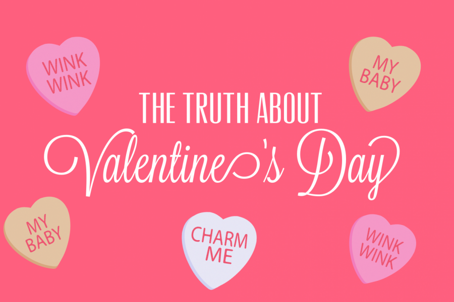 What is Valentine's Day really about?