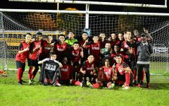 Boys Soccer Wins in District Finals