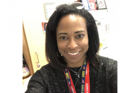 Meet the New Guidance Counselor: Ms. Scott
