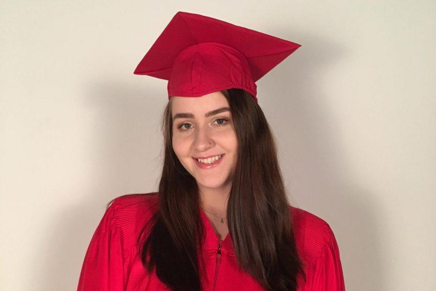 Senior, Madison Ford.