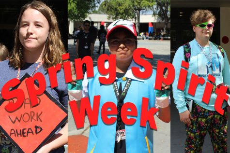 Chiefs Celebrate Spring with One Last Spirit Week