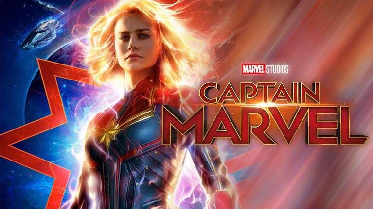 Captain Marvel: Marvel's Newest Movie
