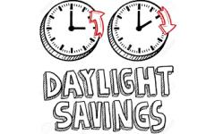Daylight Saving Time: Spring Forward