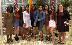 Chiefs Attend the AICE Scholar Awards