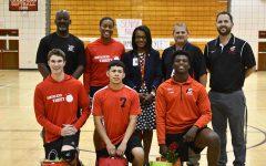 Boys Varsity Volleyball Senior Night