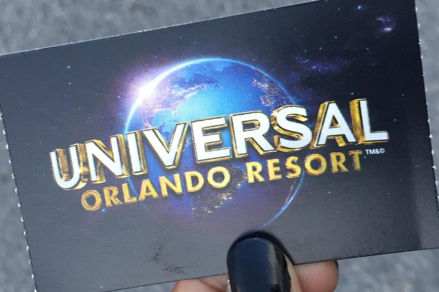 Universal Ticket for Grad Bash