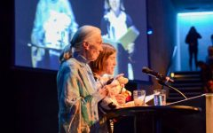 Chiefs See Jane Goodall at FAU