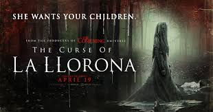 New Horror Movie: The Curse of La Llorona