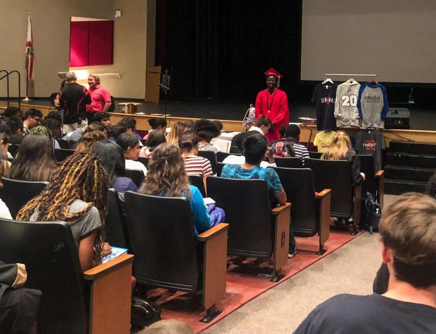 Class of 2020 Herff Jones Assembly