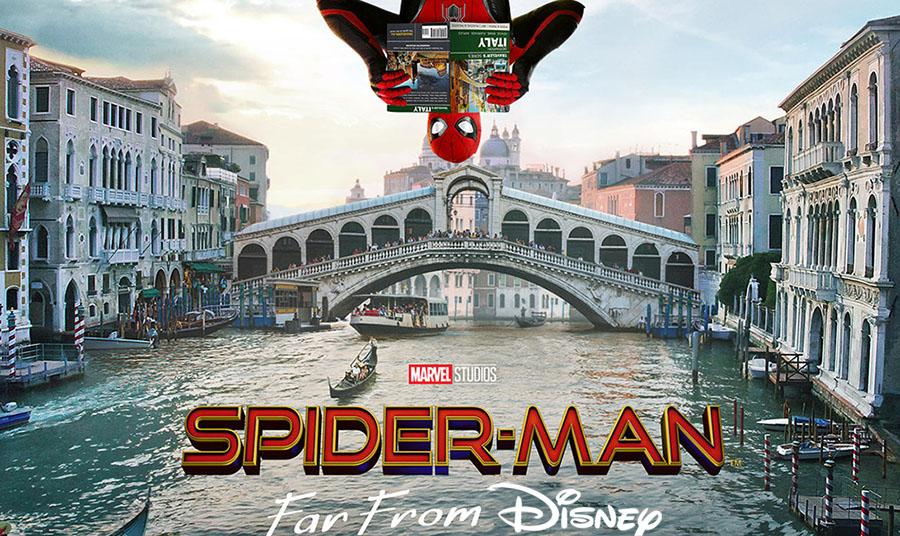Spider-Man: Far From Disney