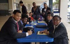 Santaluces Debate Team Places in Spanish River Tournament