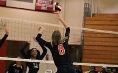 Varsity Girls Volleyball Comes Off a Losing Streak